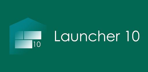 Launcher 10 MOD APK 2.7.25 (PAID)