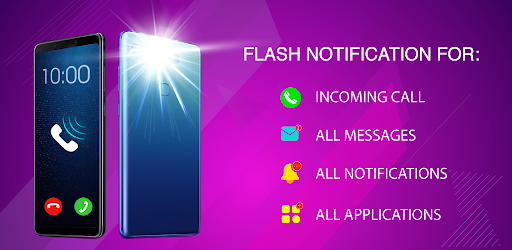 Flash notification on Call & all messages 10.6 (Vip)