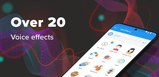 Voice Changer & Voice Editor – 20+ Effects 1.9.19 (Premium)