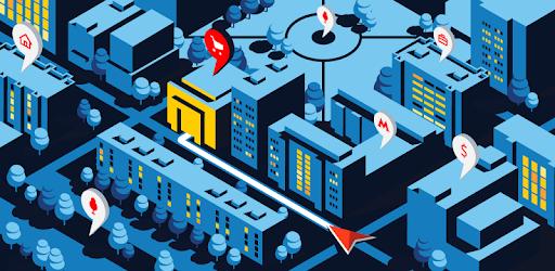 Yandex.Maps MOD APK 10.4.1