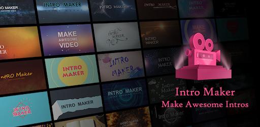 Intro Maker MOD APK 4.3.2 (Unlocked)