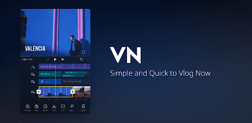 VN Video Editor Maker VlogNow 1.30.0 build 2433