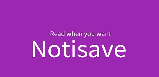 Notisave MOD APK 4.2.6g (Pro)