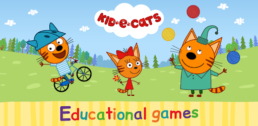 Kid-E-Cats. Educational Games 4.3 (Mod Sap)