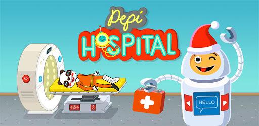 Pepi Hospital MOD APK 1.0.90 (Unlocked)