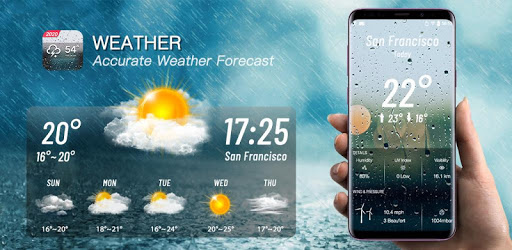Weather Forecast MOD APK 2.0.5 (Pro)