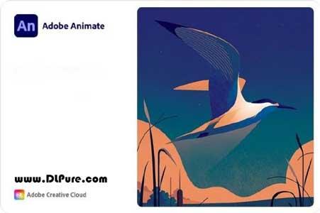 Adobe Animate CC 2021 v21.0.6.41649 (x64) (Crack)