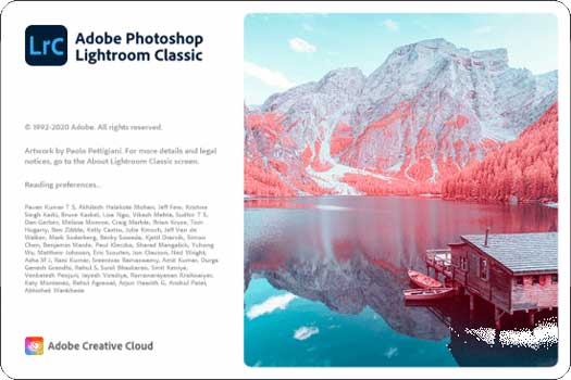 Adobe Photoshop Lightroom Classic 2021 v10.2 (x64) Multilingual