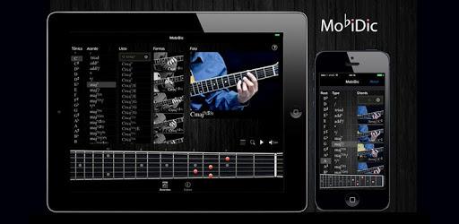 MobiDic Guitar Chords MOD APK v2.6 (Pro)