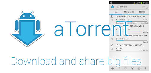 aTorrent MOD APK 3093 (Pro)