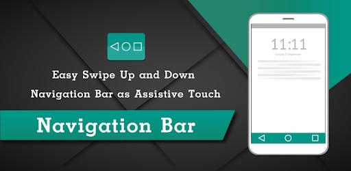 Navigation Bar (Back, Home, Recent Button) 2.1.4 (Pro)