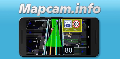 MapcamDroid Radar detector v3.83.1080 (Unlocked)