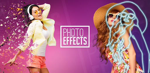Photo Effects – Neon Pics, Photo Filters v9.1.0 (Pro)