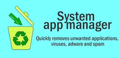 System app remover MOD APK 1.0.89 (Pro)