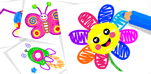 Drawing Academy: Learning Coloring Games for Kids v1.4.3.2 (Unlocked)