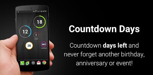 Countdown Widget v1.5.6 (Premium)
