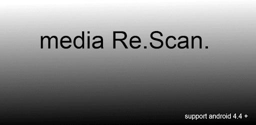 media.Re.Scan: media scanner, work on above 4.0 v1.0.76 (AdFree)