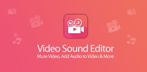 Video Sound Editor: Add Audio, Mute, Silent Video v1.9 (Premium)