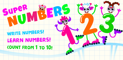 Learning numbers for kids! 123 Counting Games! v2.0.2.3 (Mod)