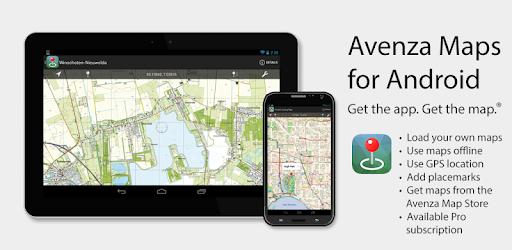 Avenza Maps MOD APK 3.13.1 (Unlocked)
