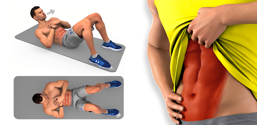 P4P – Abs Workout – Daily Fitness 4.7.1 (Premium)