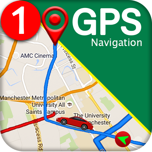 GPS Navigation & Map Direction – Route Finder v2.0 (Pro)