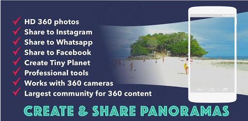 Panorama 360 Camera MOD APK 7.3.4 (Pro)