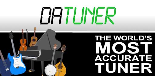 Guitar Tuner, Bass, Violin, Banjo & more   DaTuner v3.202 (Premium)