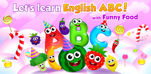 Funny Food! learn ABC games for toddlers&babies v1.9.0.42 (Unlocked)