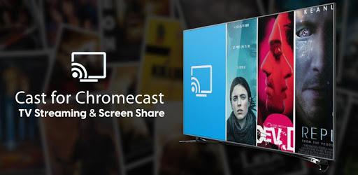 Cast for Chromecast – TV Streaming & Screen Share v1.1.8 (Premium)