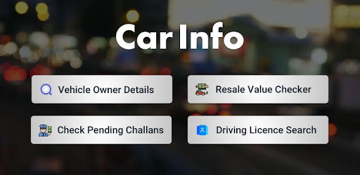 RTO Vehicle Information 5.6.5 (Pro)