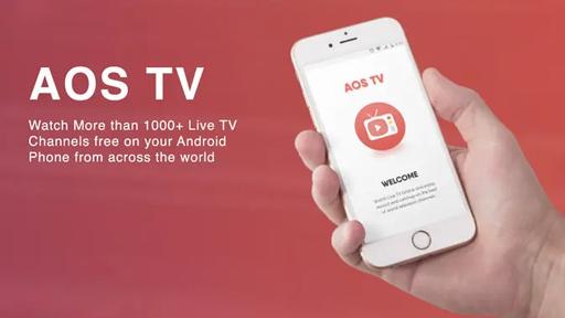 AOS TV MOD APK 19.6.0 (Ads/Services Disabled)