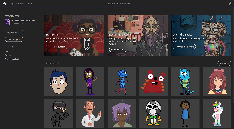 Adobe Character Animator 2021 v4.2.0.34 (x64)(Crack) | DLPure.com