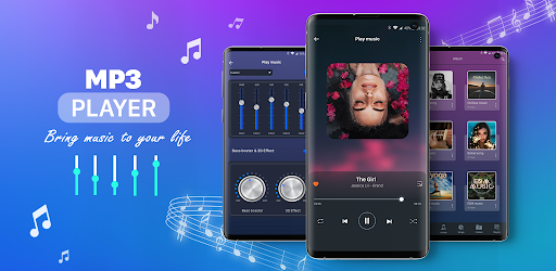 MP3 Player – Music Player, Equalizer, Bass Booster v1.0.9 (AdFree)