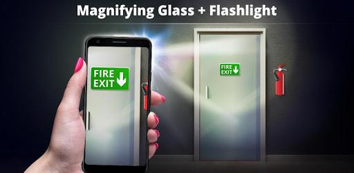 Magnifying Glass + Flashlight v1.9.6 (Premium)