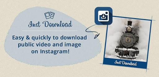 Downloader for Instagram: Photo & Video Saver v3.4.3 (AdFree)