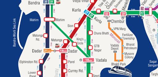 m-Indicator- Mumbai – Live Train Position v17.0.189 (Mod Adfree Extra)