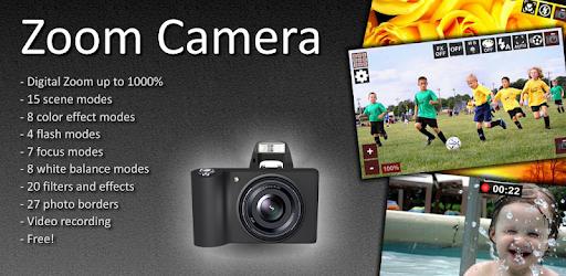 Zoom Camera MOD APK 8.0.3 (Premium)