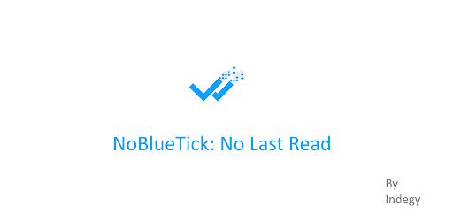 NoBlueTick Pro MOD APK 3.8-pro (Sap)