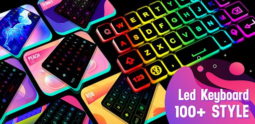 Neon LED Keyboard MOD APK 2.2.5 (Sap)