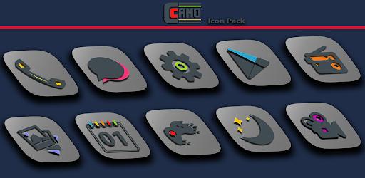 Camo Light Icon Pack 1.0.6 (Mod Sap)