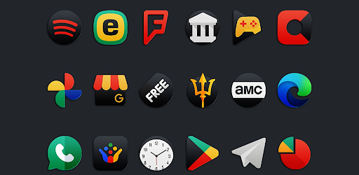 Darkonis – Icon Pack 2.6 (Patched)