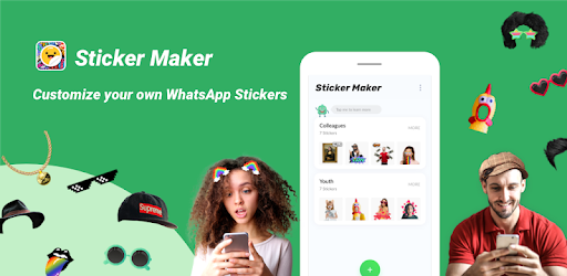 Sticker Maker MOD APK 1.01.25.10.01 (Vip)