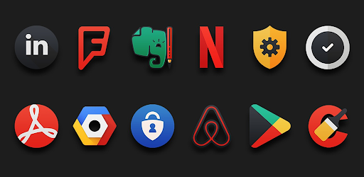Darko – Icon Pack 3.3 (Patched)