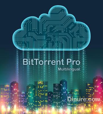 BitTorrent Pro Crack v7.10.5 Build 46011 (Multilingual)