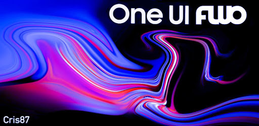 One UI Fluo – Icon Pack 2.3.5 (Patched)