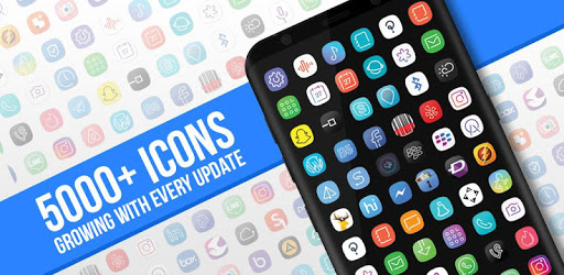 Infinite Icon Pack 5.0 (Patched)