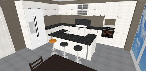 Kitchen Planner 3D v1.15.1 (Pro)