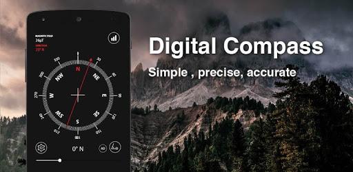 Digital Compass MOD APK 7.3 buuild 65 (Premium)