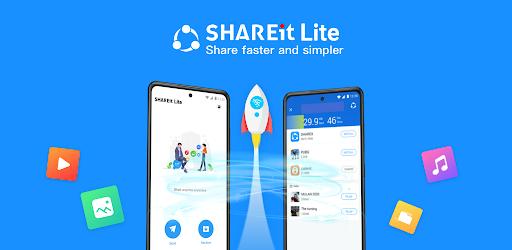 SHAREit Lite MOD APK 3.1.18 (AdFree)